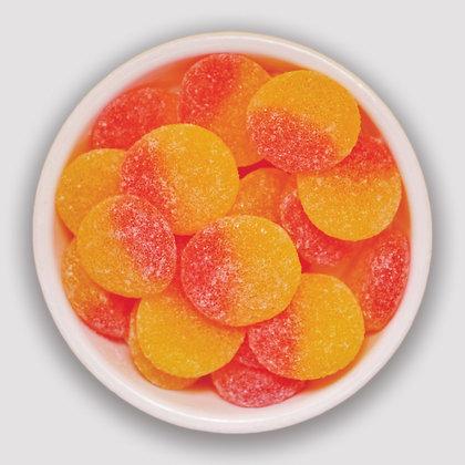 Fizzy Peaches
