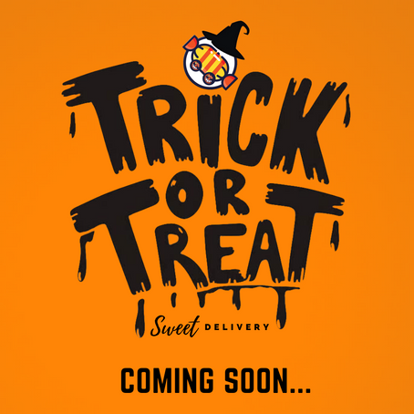 Trick or Treat? Halloween Special Edition coming soon...