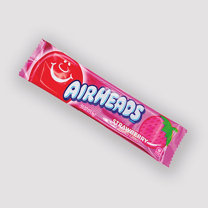 Airheads Strawberry Chewy Candy Bars