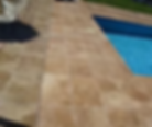 Travertine - Noce - Unfilled and Tumbled