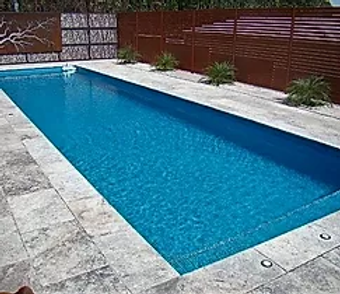 Travertine - Silver - Unfilled and Tumbled