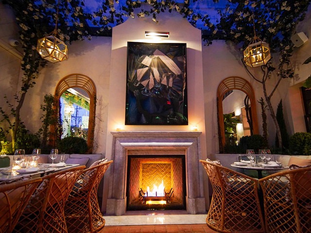 The Most Romantic Restaurants in LA for a Date