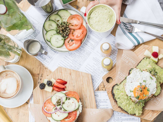 The Best Vegan & Vegetarian Restaurants in Los Angeles