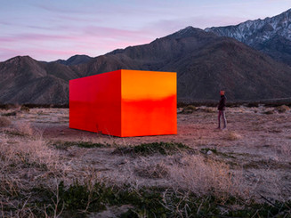 The Southern California Desert Is One Massive, Trippy Outdoor Gallery