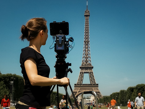 Female Cinematographers Paris France