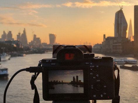 GVs & Timelapse Cinematographers Paris/London