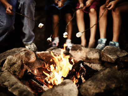 COMMUNITY CAMP FIRE  | corner of Evergreen & Kalamazoo| 9-30-21 @6pm