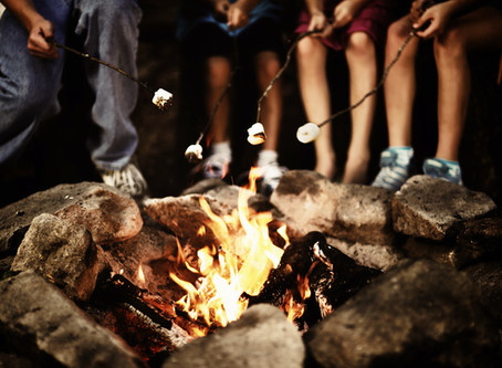 Summer Bucket List: Eat S'mores