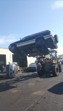 scrap vehicles cash for cars