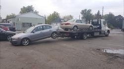 scrap car removal oakville