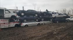 Scrap car removal service in Mississauga