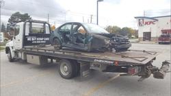 scrap cars Mississauga
