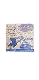 Shampoing solide anti-pelliculaire