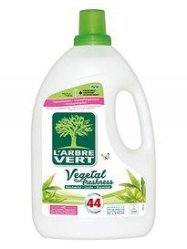 Lessive Vegetal Freshness, écologique 2L l'Arbre Vert