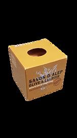 Savon d'Alep olive & Laurier, peaux sèches