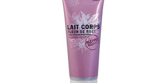Lait Corps Fleur de Rose