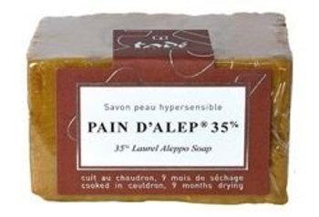Pain d'Alep 35%, surgras