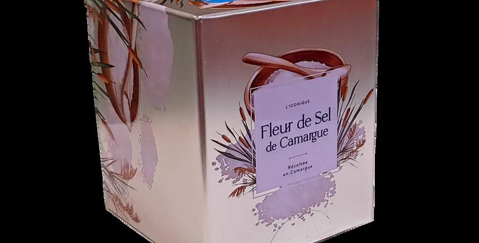 Fleur de Sel de Camargue, boite métal