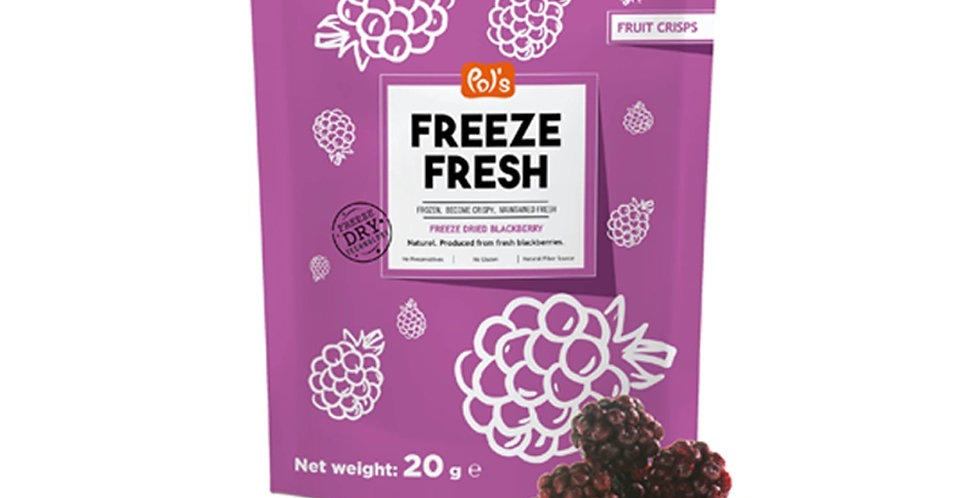 Freeze Fresh Mûres