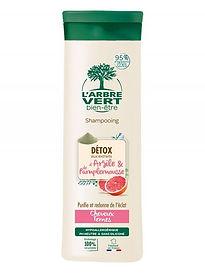 Shampooing écologique, cheveux ternes 250ml, l'Arbre Vert