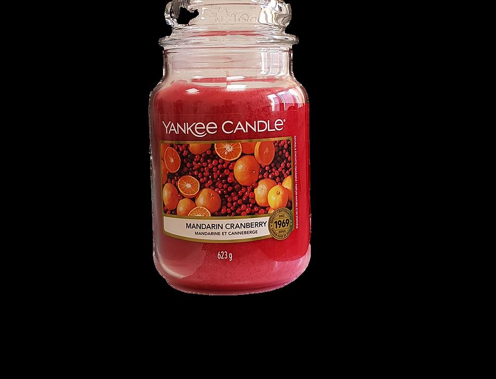 Mandarin Cranberry / Mandarine et Canneberge.