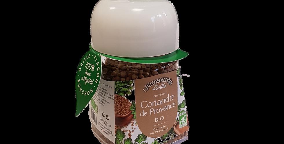 Coriandre de Provence Bio, Flacon gradué 100ml