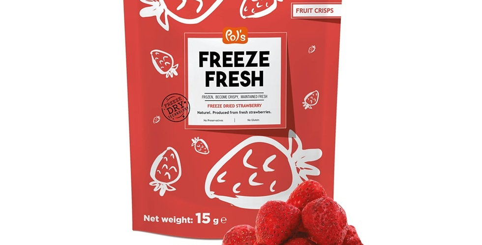 Freeze Fresh Fraises