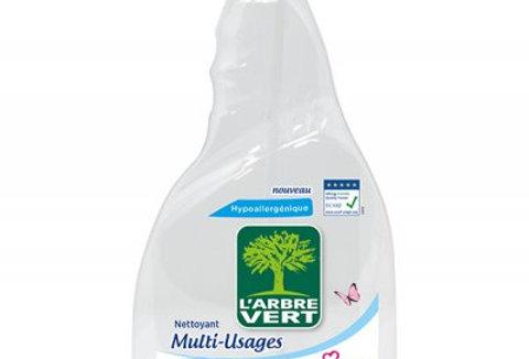 Nettoyant Multi-Usages Peaux sensibles, écologique 740 ml l'Arbre Vert