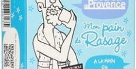 Pain de Rasage Bio pour hommes