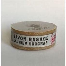 Savon rasage Laurier Surgras