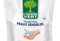 Recharge Vaisselle Mains Peaux Sensibles L'Arbre Vert
