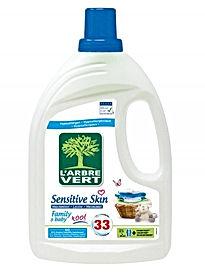Lessive Sensitive Skin, écologique 1.5L l'Arbre Vert
