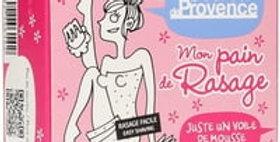 Pain de rasage Bio pour femmes