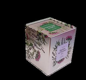Herbes de Provence Bio, boite métal