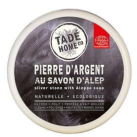 Pierre d'Argent au Savon d'Alep 300g Tadé Home