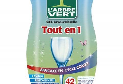 Gel Lave-Vaisselle L'Arbre Vert