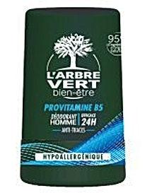 Déodorant Provitamine B5 Homme 50 ml, l'Arbre Vert