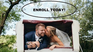 Planning a Wedding? Check out our Bridal School!!!