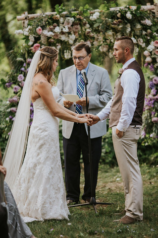 Vows -what the day is truly all about