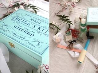 The Ultimate Wedding Day Emergency Kit