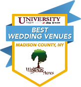 Univ. CDJR Best Wedding Venues Madison N