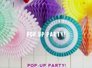 Pop Up Party at Wolf Oak Acres!
