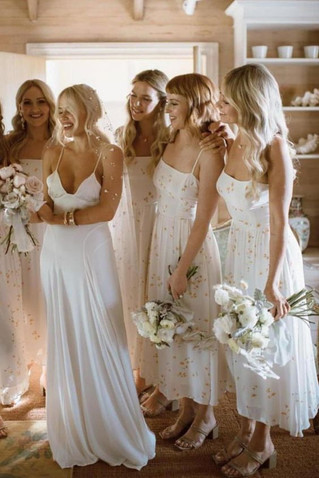 5 Tips for Styling a Beautiful Bridal Party