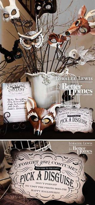 Halloween themed weddings...