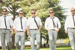 Bridal Party Attire- breaking traditions....