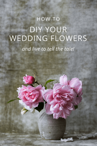 Do It Yourself Wedding Flower Tips