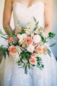 fresh floral bouquet