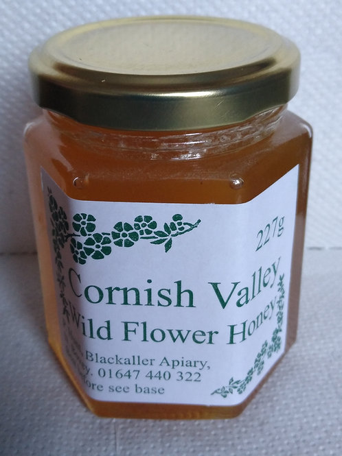 Cornish Valley Wild Flower Honey