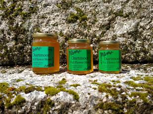 Peter Hunt's heather honey