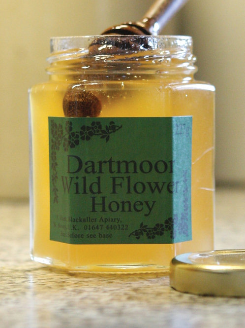 Dartmoor Wild Flower Honey